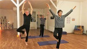 Yoga für Männer @ Karuna Yoga Raum