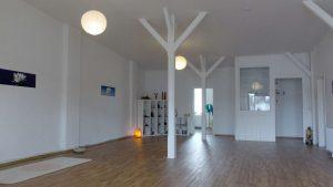 Karuna Raum für Yoga