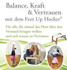 Yoga mit dem Feet-Up® Hocker @ Karuna Yoga Raum