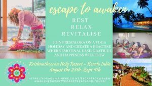 Escape to Awaken with Premaloka and Gabriele as Guest Teacher