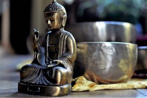 Karuna Herz-Meditation @ Karuna Yoga Raum