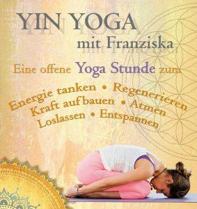 Yin Yoga Franziska