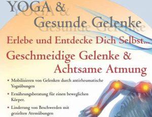 Yoga und Gelenke Titelbild