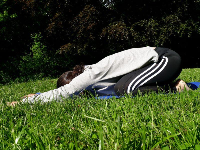 """Erster Sonntag im August """"Yoga in der Natur"""""""