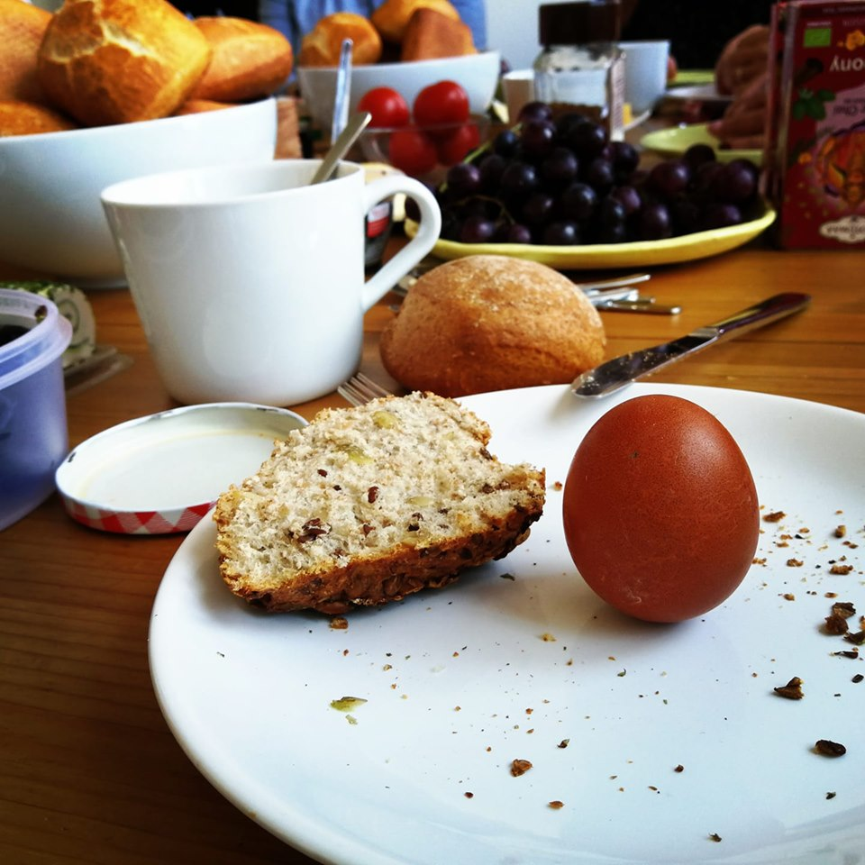 Frühstück mit Fokus