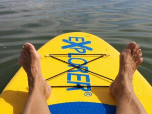 SUP YOGA - Go with the Flow