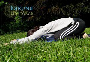 starker Rücken und bewegliche Wirbelsäule