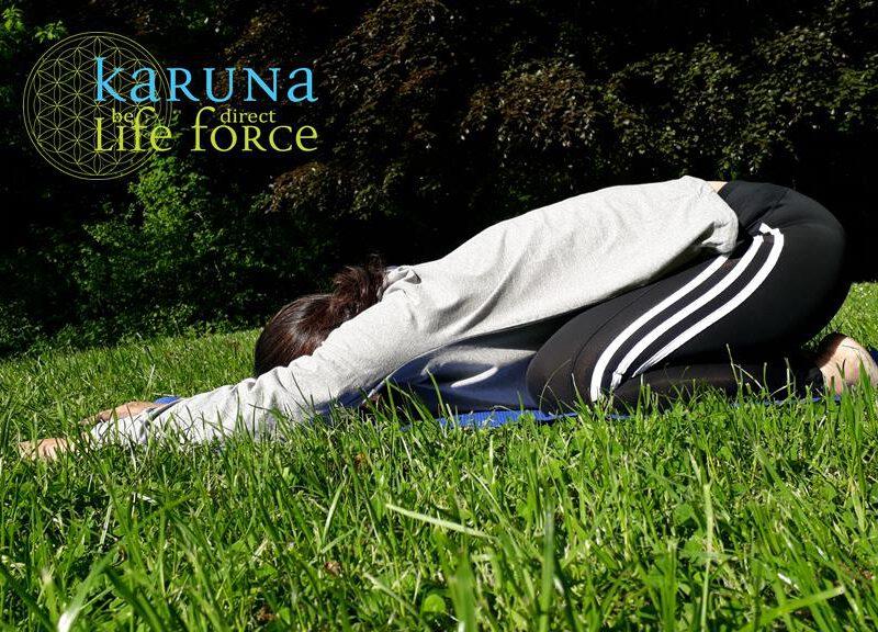 Entspannter Rücken und bewegliche Wirbelsäule