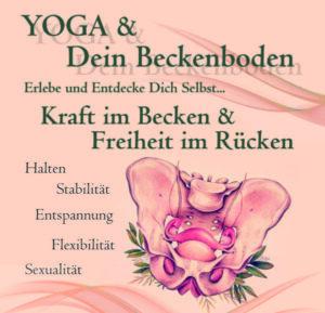 Yoga & Dein Beckenboden