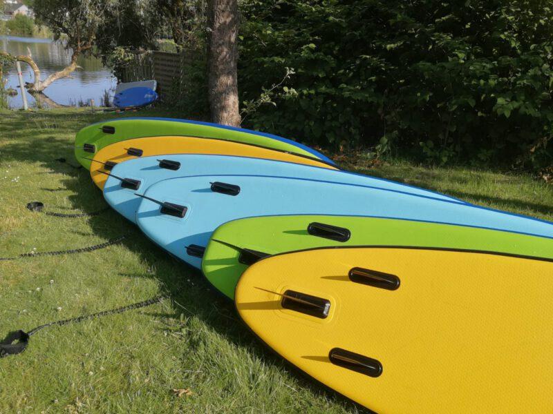 NEU – Mittwoch Abend SUP Yoga auf dem Kirchsee – Nur mit Anmeldung möglich!