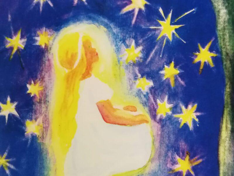 """Aktueller Link für die Sonntags Zoom Online Meditation """"MitGefühl"""""""